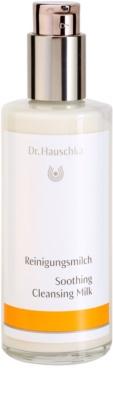 Dr. Hauschka Cleansing And Tonization leite facial de limpeza