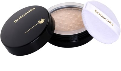 Dr. Hauschka Decorative Transparenter Puder 1