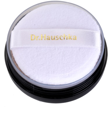 Dr. Hauschka Decorative polvos transparentes 2
