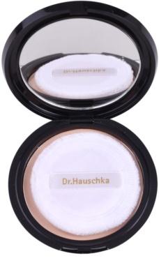 Dr. Hauschka Decorative kompaktní transparentní pudr 2