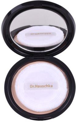Dr. Hauschka Decorative polvos compactos transparentes 2