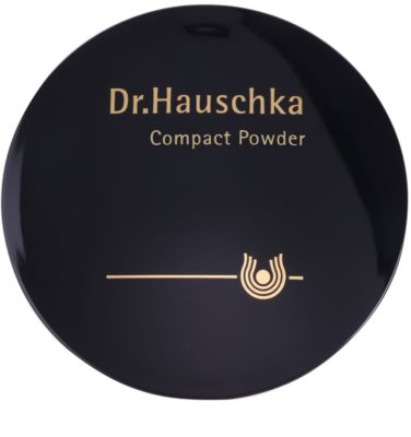 Dr. Hauschka Decorative polvos compactos transparentes 3