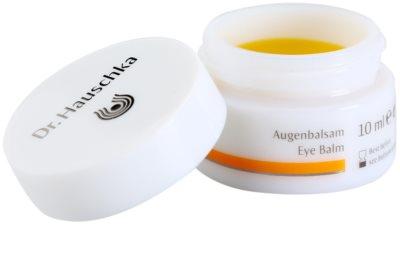 Dr. Hauschka Eye And Lip Care bálsamo nutritivo para contorno de ojos 1
