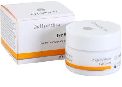 Dr. Hauschka Eye And Lip Care bálsamo nutritivo para contorno de ojos 2