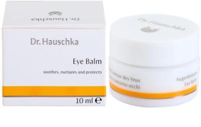Dr. Hauschka Eye And Lip Care bálsamo nutritivo para contorno de ojos 3