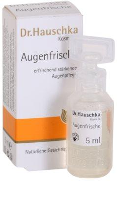 Dr. Hauschka Eye And Lip Care Erfrischungslösung für Kompressen bei müden Augen 1