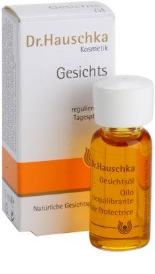 Dr. Hauschka Facial Care olejek do twarzy do skóry tłustej i mieszanej 1