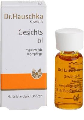 Dr. Hauschka Facial Care olejek do twarzy do skóry tłustej i mieszanej 2