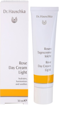 Dr. Hauschka Facial Care leichte Creme aus Rosen 2