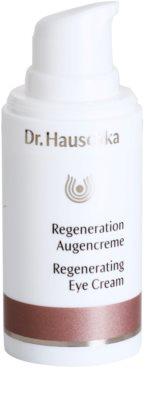 Dr. Hauschka Facial Care creme regenerador   para o contorno dos olhos 1