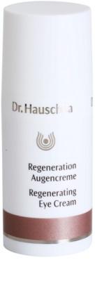 Dr. Hauschka Facial Care crema regeneradora para contorno de ojos