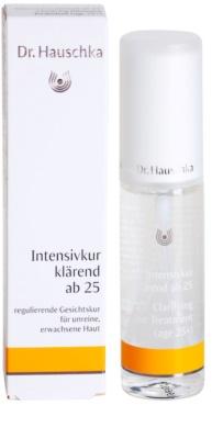 Dr. Hauschka Facial Care intenzív ápolás a bőrhibákra 3