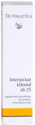 Dr. Hauschka Facial Care tratamento intensivo para pele com imperfeições 4