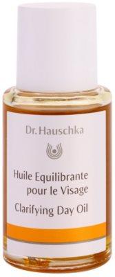 Dr. Hauschka Facial Care posvetlitveno dnevno olje za mastno in problematično kožo
