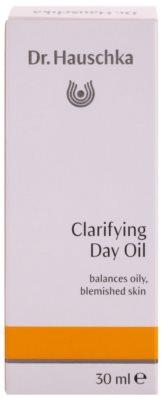 Dr. Hauschka Facial Care tisztító nappali olaj zsíros és problémás bőrre 2