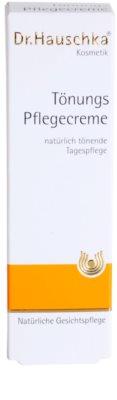 Dr. Hauschka Facial Care crema tonifianta fata 3