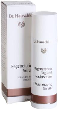 Dr. Hauschka Facial Care ser regenerator pentru ten matur 2