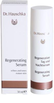 Dr. Hauschka Facial Care ser regenerator pentru ten matur 3