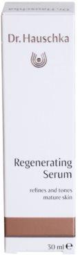 Dr. Hauschka Facial Care ser regenerator pentru ten matur 4