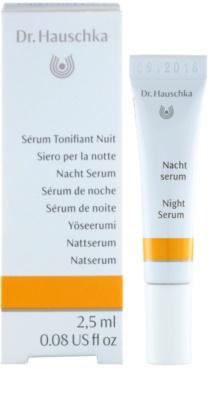 Dr. Hauschka Facial Care sérum de noche revitalizante 1
