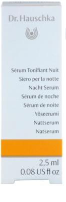 Dr. Hauschka Facial Care sérum de noite revitalizante 2