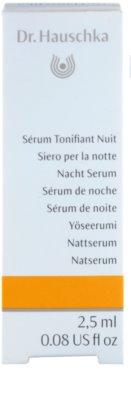 Dr. Hauschka Facial Care sérum de noche revitalizante 2