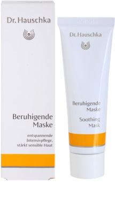 Dr. Hauschka Facial Care masca -efect calmant pentru piele sensibila si iritabila 2