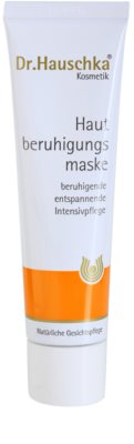Dr. Hauschka Facial Care zklidňující maska pro citlivou a podrážděnou pleť 4