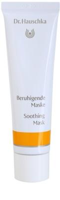 Dr. Hauschka Facial Care pomirjajoča maska za občutljivo in razdraženo kožo