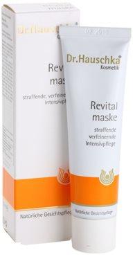 Dr. Hauschka Facial Care revitalizační maska 1