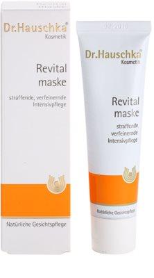 Dr. Hauschka Facial Care Revitalisierende Maske 2