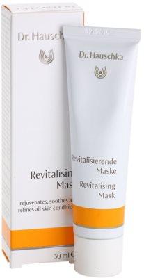 Dr. Hauschka Facial Care masca revitalizanta 5