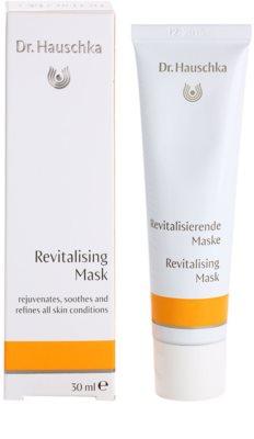 Dr. Hauschka Facial Care masca revitalizanta 6