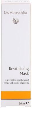 Dr. Hauschka Facial Care Revitalisierende Maske 7