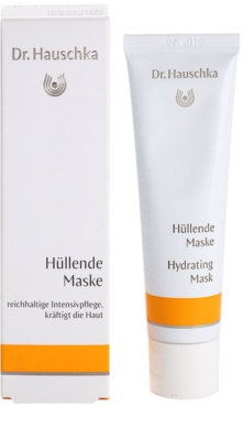 Dr. Hauschka Facial Care Hydratisierende Maske 2