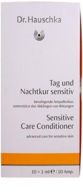 Dr. Hauschka Facial Care kuracja do twarzy dla cery wrażliwej 3