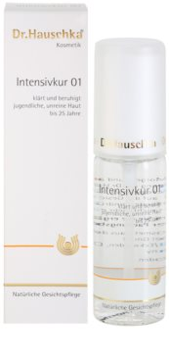 Dr. Hauschka Facial Care Intensivkur für problematische Haut, Akne 3