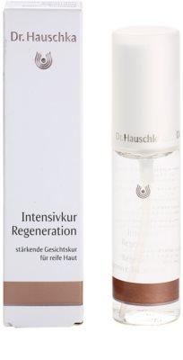 Dr. Hauschka Facial Care cuidado intensivo regenerador para pele madura 3
