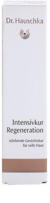 Dr. Hauschka Facial Care cuidado intensivo regenerador para pele madura 4