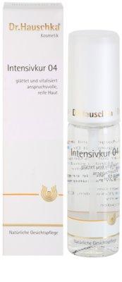 Dr. Hauschka Facial Care cuidado intensivo regenerador para pele madura 8