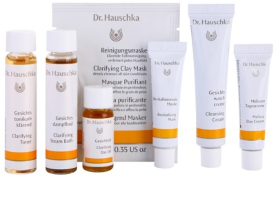 Dr. Hauschka Facial Care Kosmetik-Set  III. 1
