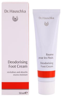 Dr. Hauschka Hand And Foot Care balsam rozmarynowy do stóp do nóg 1