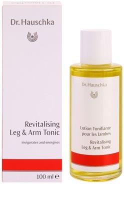 Dr. Hauschka Hand And Foot Care Rosmarin-Tonikum für Füße und Achseln 1