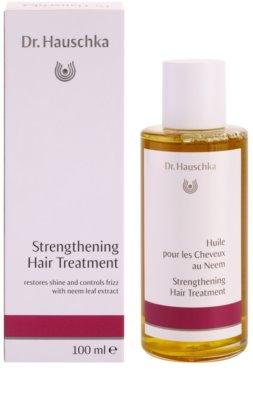 Dr. Hauschka Hair Care Haarkur mit Neemöl 1