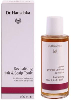 Dr. Hauschka Hair Care lotiune tonica pentru par 1