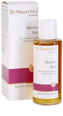 Dr. Hauschka Shower And Bath mandľový kúpeľ 1