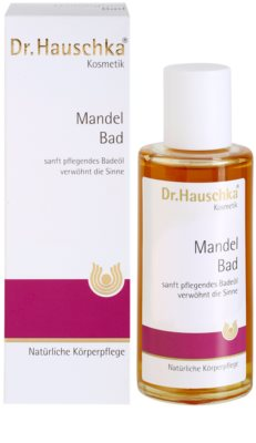 Dr. Hauschka Shower And Bath mandľový kúpeľ 2
