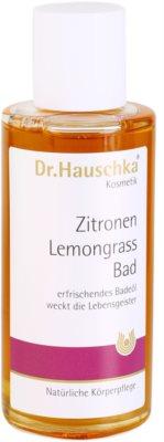 Dr. Hauschka Shower And Bath Bad mit Zitrone und Zitronengras