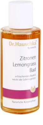 Dr. Hauschka Shower And Bath лимон и лимонова трева за вана