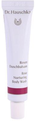Dr. Hauschka Shower And Bath balzam za prhanje iz vrtnice